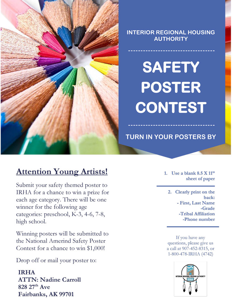 Safety Poster Contest